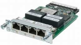 3201 Serial Mobile Interface Card