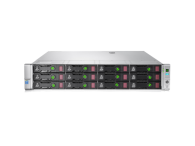 HP ProLiant DL380 G9 2U Rack Server - 1 x Intel Xeon E5-2620 v3 Hexa-core (6 Core) 2.40 GHz - 16 GB Installed DDR4 SDRAM - 2 x
